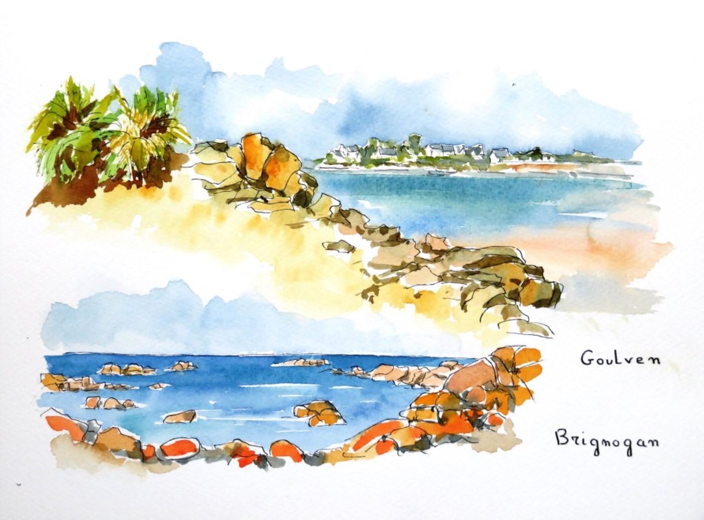 Bretagne 4 Goulven c