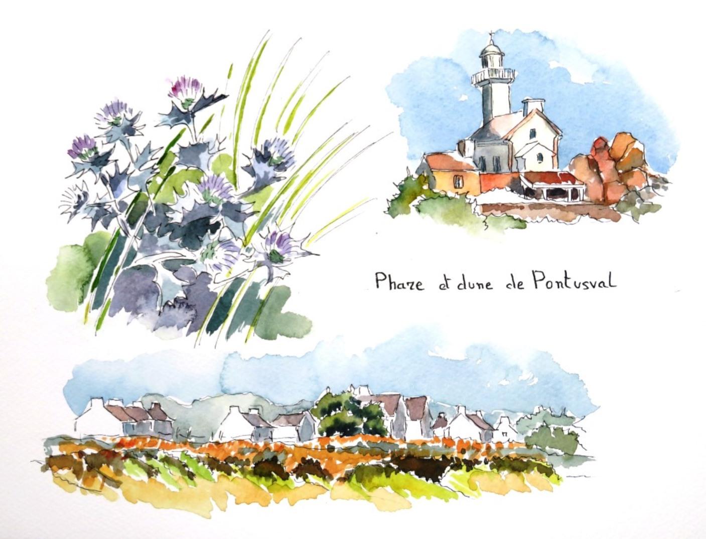Bretagne 5 Pontusval c