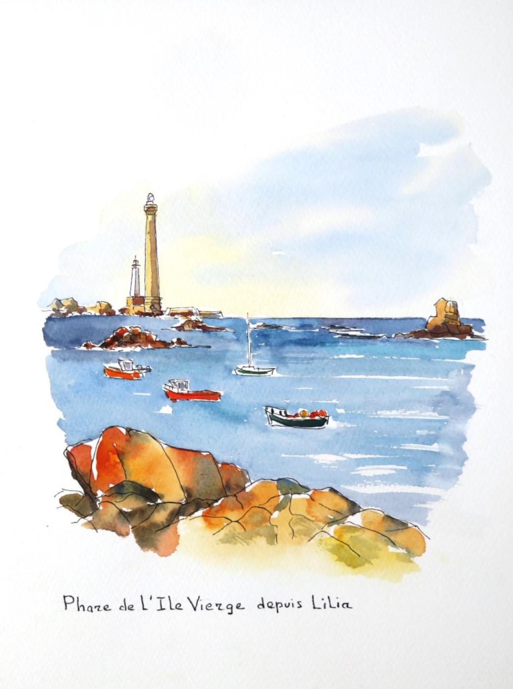 Bretagne 8 Ile Vierge c
