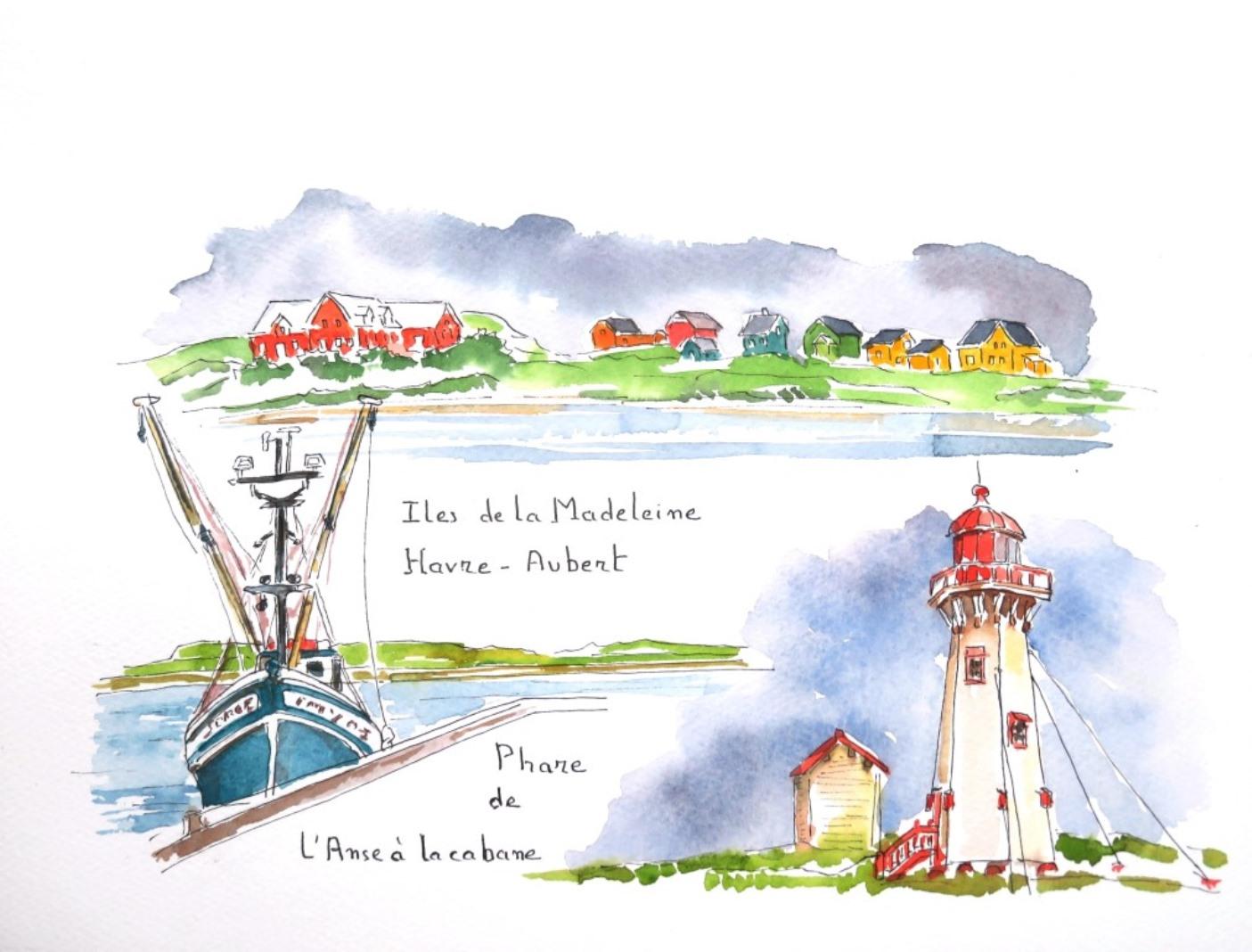 Madeleine 7 Havre Aubert c